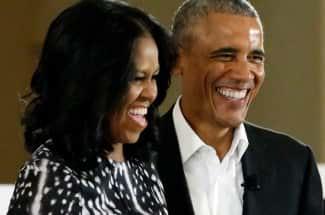 'Estamos recuperando el aliento': Los Obama no pierden el estilo y están listos para volver a la acción