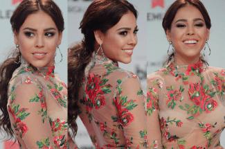 De niña telenovela a talento musical: así ha cambiado Danna Paola a través del tiempo