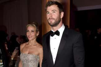 Elsa Pataky se burla de los 'desagradables' músculos de Chris Hemsworth