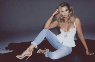 Esta es la razón por la que Khloe Kardashian no se atrevía a usar jeans