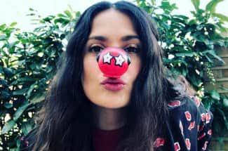 5 momentos en los que Salma Hayek demostró que es la reina de Instagram