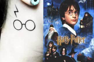 10 tatuajes que todas las amantes de Harry Potter desearán llevar en la piel