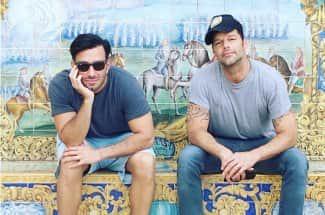 Ricky Martin y otros famosos que celebraron el Día del Orgullo Gay con emotivos mensajes