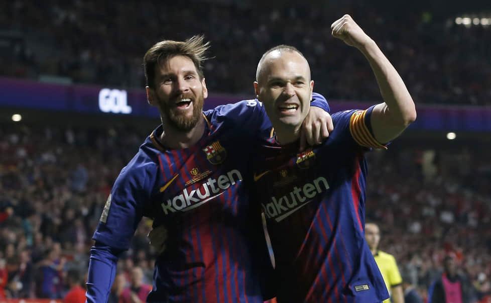 Video: Goles de la final de Copa del Rey Barcelona VS Sevilla 2017-18, Muriel jugó y Mina fue a la tribuna
