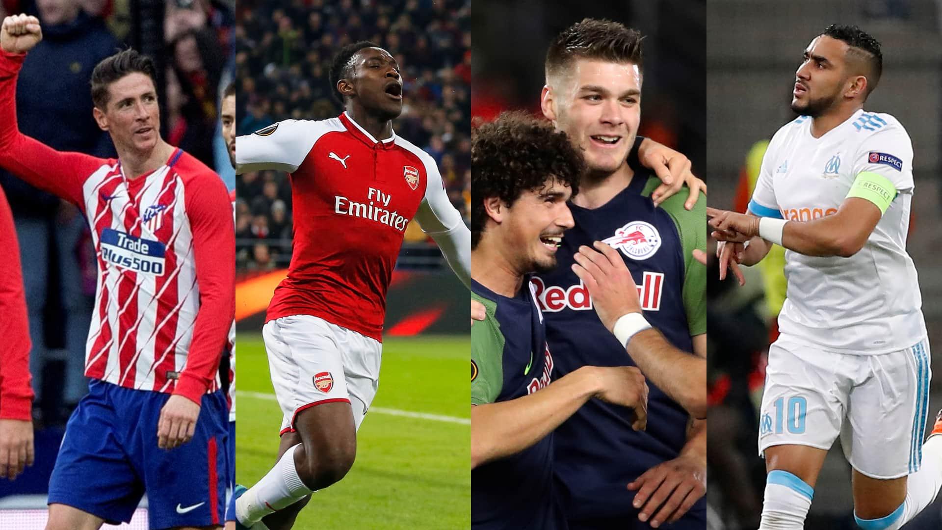 Hora y canal: Marsella VS RB Salzburgo y Arsenal VS Atlético Madrid semifinales de Europa League 2017/18