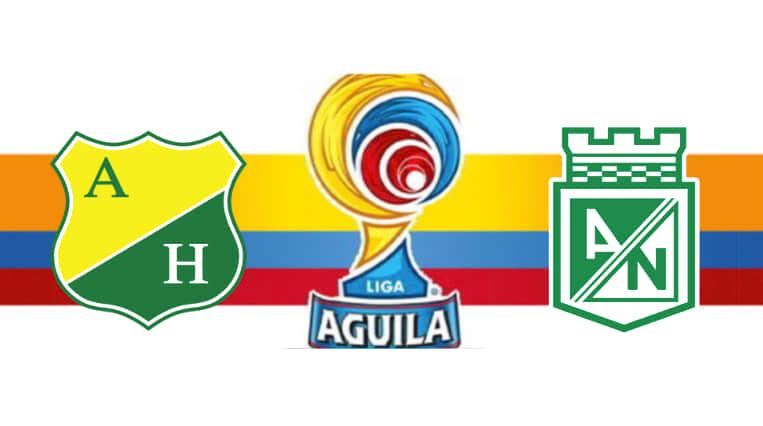 En El Campín se jugará la Semifinal Huila VS Nacional de la Liga Águila 1-2018