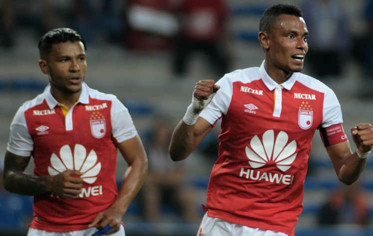 Video: Goles de Emelec VS Santa Fe por la Copa Conmebol Libertadores 2018