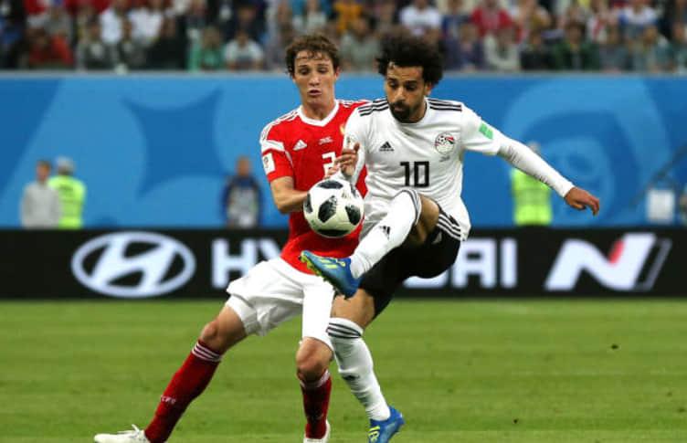 Video: Goles del partido Rusia VS Egipto por el Mundial Rusia 2018