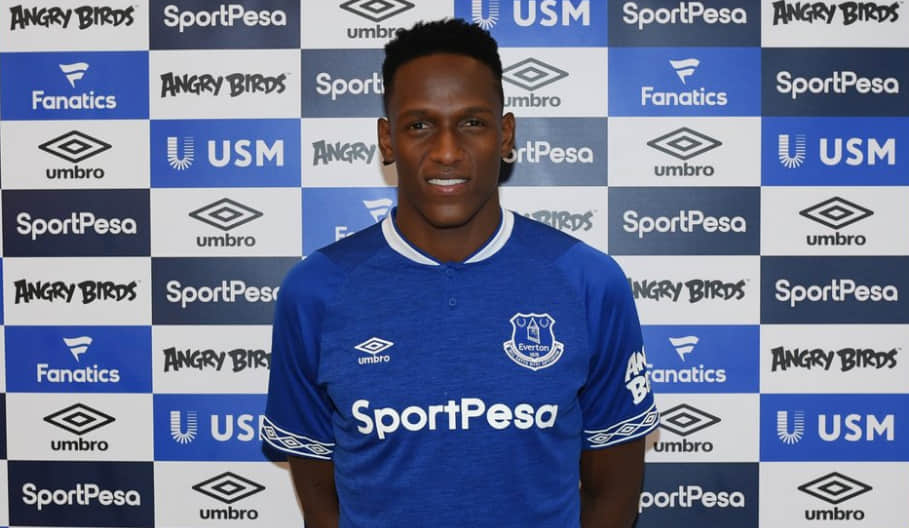 En Everton necesitan que Yerry Mina aprenda a hablar inglés