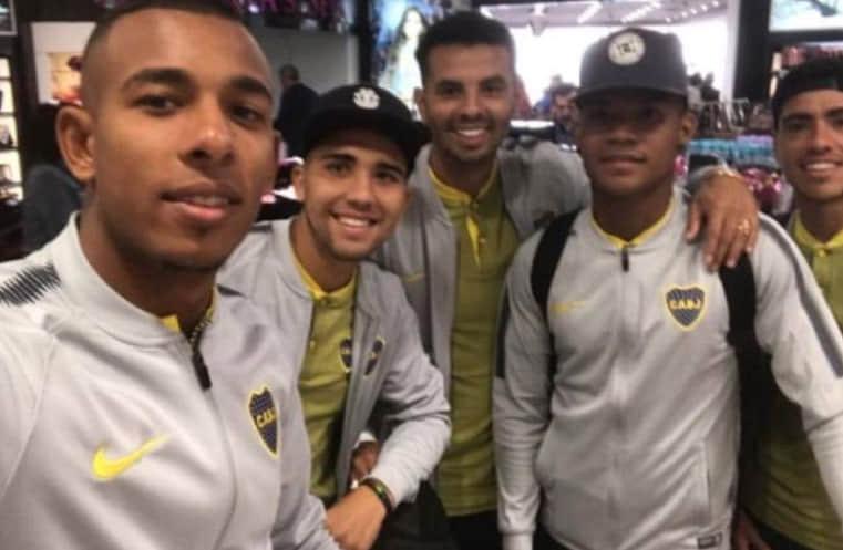 Los 3 colombianos de Boca Juniors serían convocados para amistosos VS Venezuela y Argentina