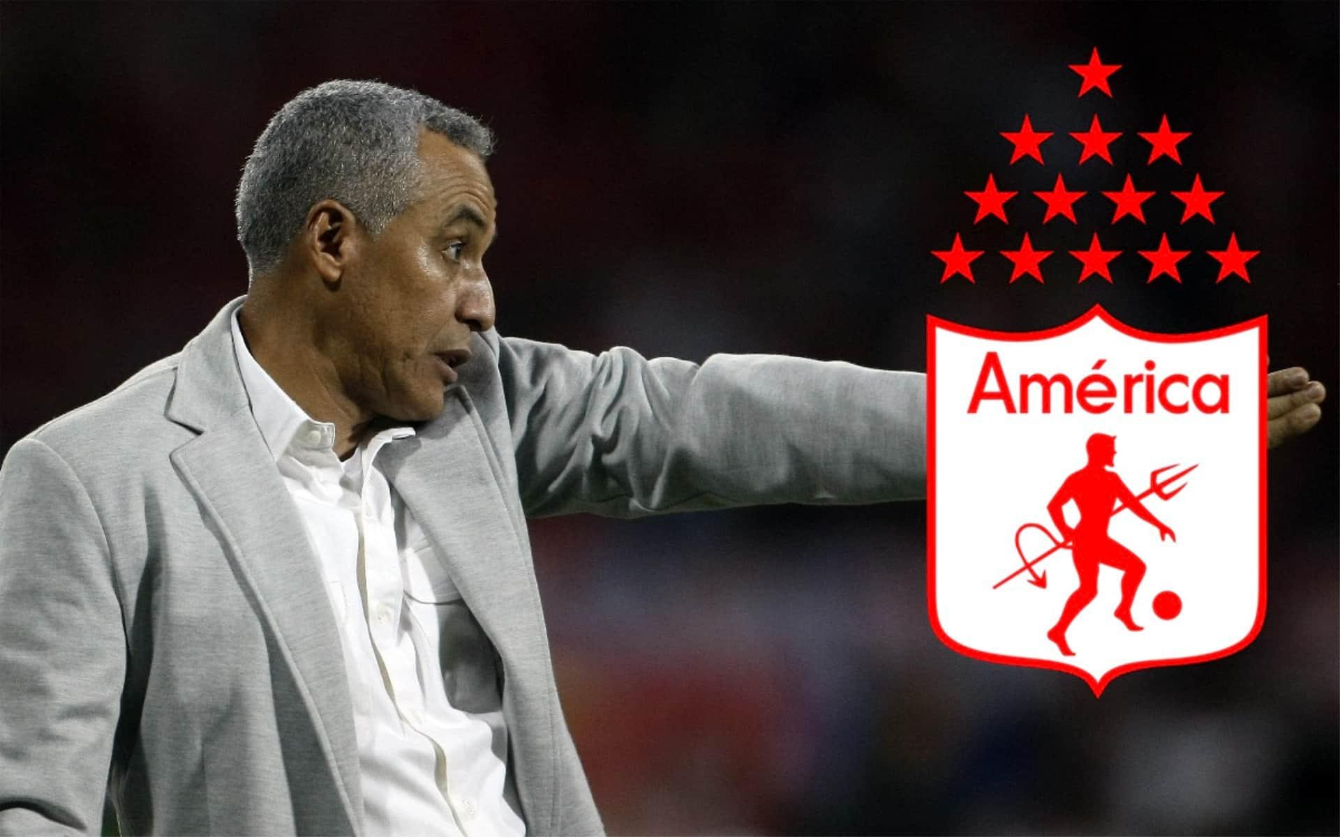 Alexis Mendoza es firme candidato para ser técnico de América de Cali y ya descartaron a Roncón y Escobar