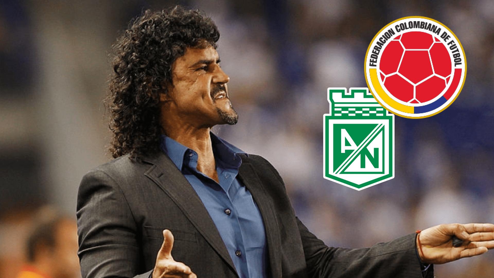 Leonel Álvarez habló de selección Colombia y de su futuro como DT ¿América, Bucaramanga, Nacional?