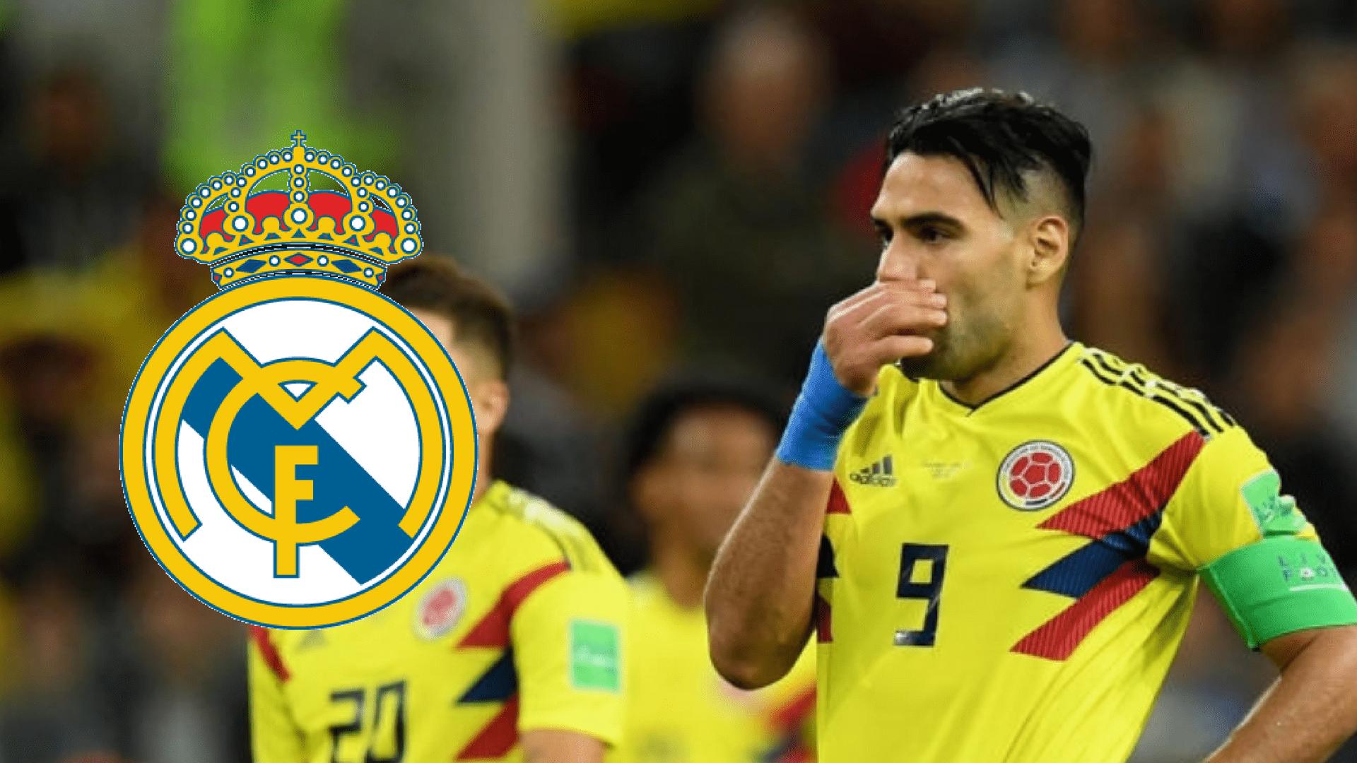 Audio: Desde España desmienten la opción de Falcao García al Real Madrid