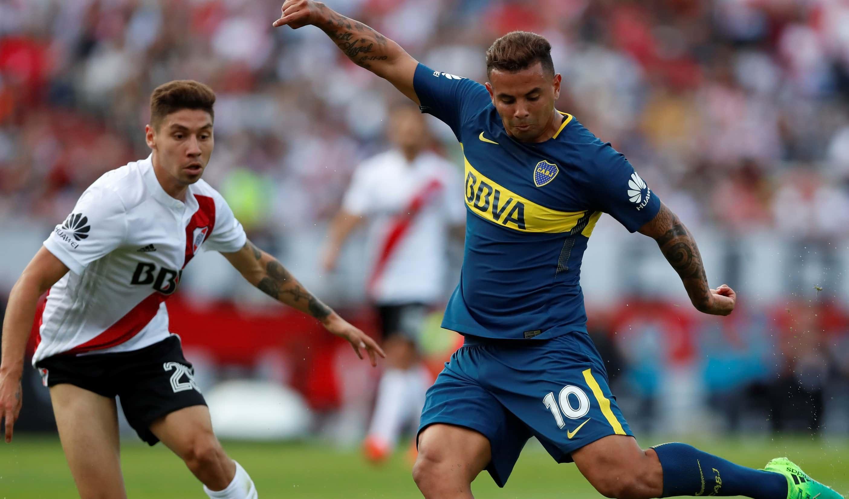Estará en la suplencia de Edwin Cardona en Boca Juniors VS River Plate de Superliga 2018-19