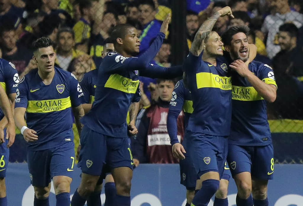 Video: Partidazo de Wilmar Barrios en Boca Juniors VS Cruzeiro por cuartos de final de Copa Conmebol Libertadores 2018 (Ida)