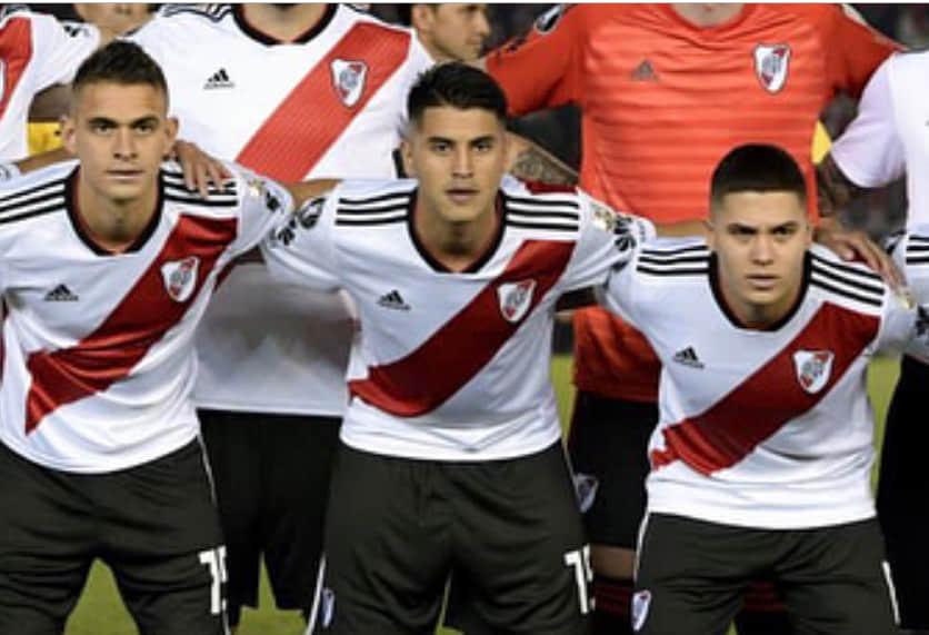 Video: Reacciones de Santos Borré y Quintero después de Boca Juniors VS River Plate