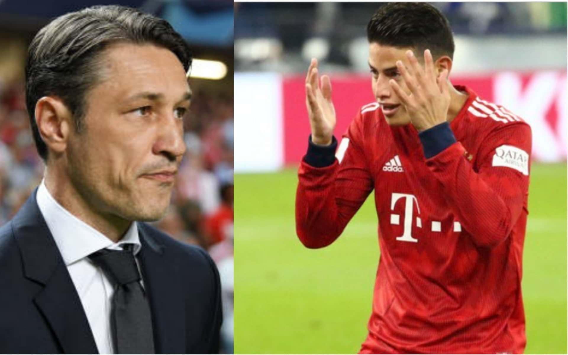 Video: ¿Indirecta de Niko Kovac sobre las opciones de gol de James Rodríguez en Schalke 04 VS Bayern München?