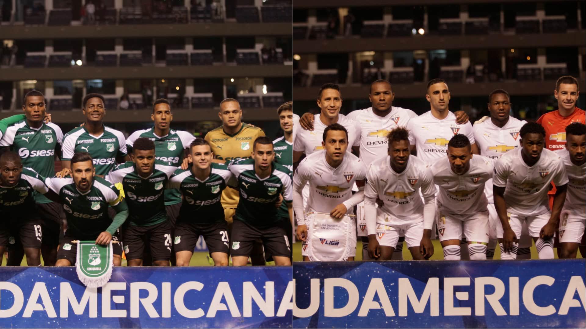 Hora y Canal: Deportivo Cali VS Liga Deportiva Universitaria de Quito por Copa Sudamericana 2018 (vuelta)