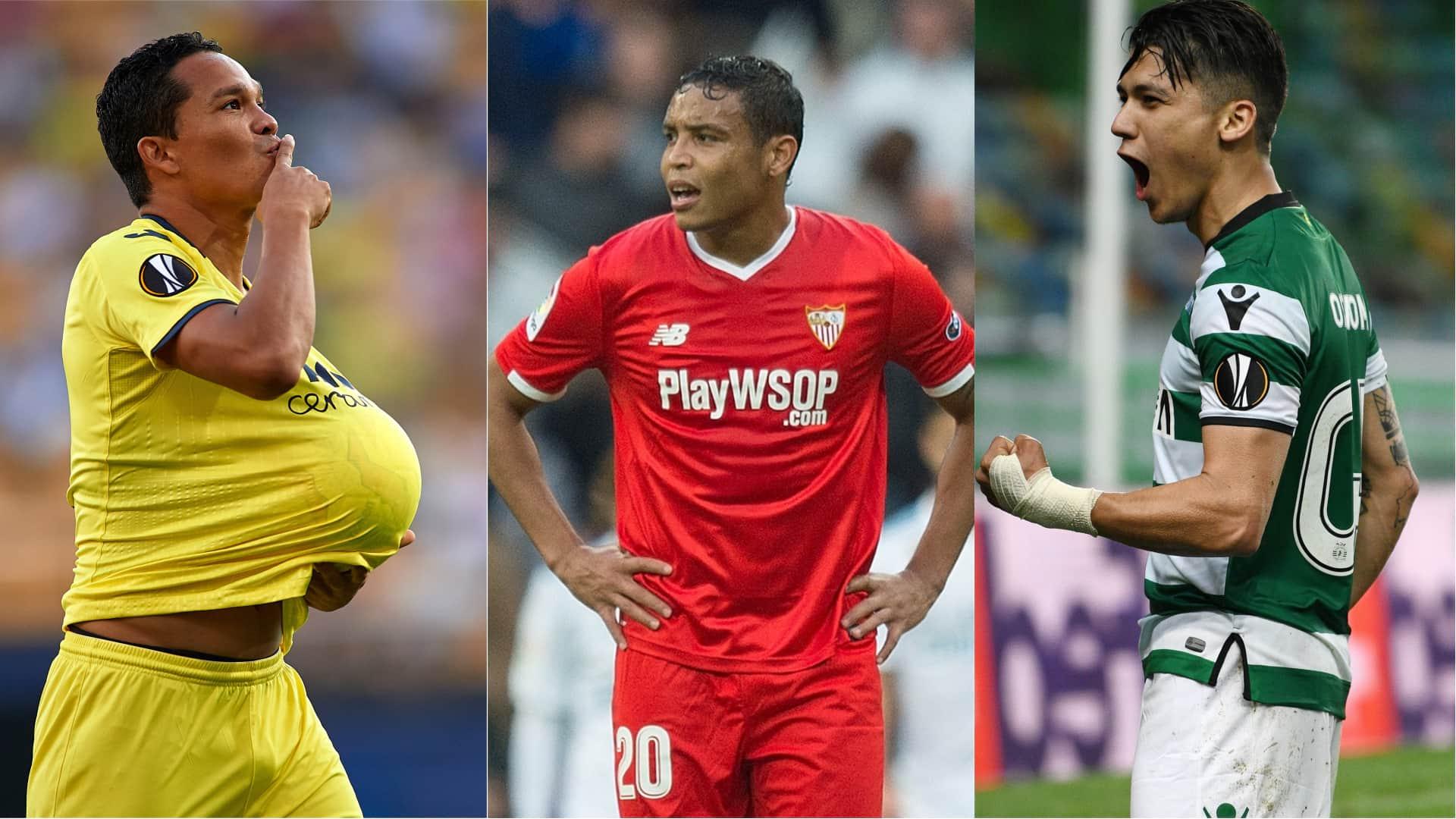 Video: Resumen de los jugadores colombianos en Europa League del jueves 20 de septiembre del 2018