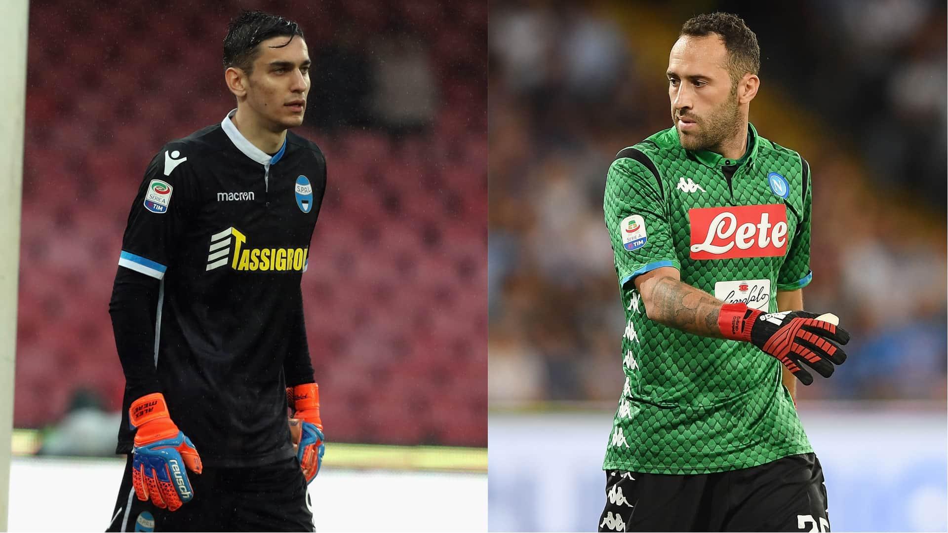 La titularidad de David Ospina en Napoli no está en riesgo por Alex Meret, por ahora