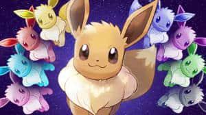 Cómo Eevee evolucionó a una sensación Pokémon