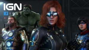 Marvel's Avengers: cómo Marvel y Crystal Dynamics se juntaron - IGN First