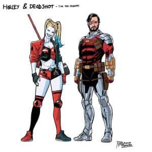El nuevo equipo de Suicide Squad de DC Comics