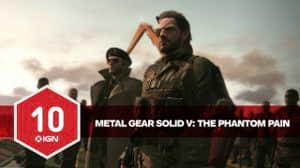 Todas las calificaciones de los juegos de Hideo Kojima en IGN US