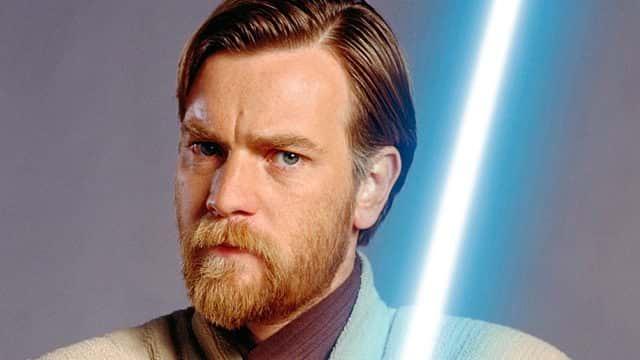 Star Wars: Ewan McGregor usó el atuendo de Obi-Wan Kenobi en el set de The Mandalorian