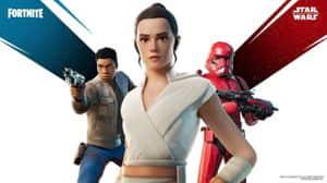 Fortnite: esto es lo que presentó el evento de Star Wars
