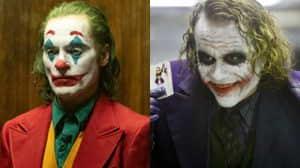 Joker: Joaquin Phoenix agradeció a su actor favorito, Heath Ledger