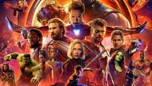 Marvel: un fan creó una línea de tiempo del MCU con cada escena de las películas
