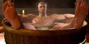 The Witcher: si, la serie de Netflix mostrará la infame escena de la bañera