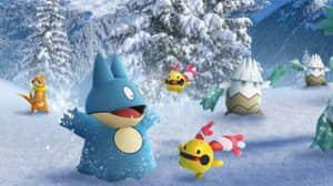 Pokémon GO: el evento navideño incluye nuevos Pokémon de la 4ta generación