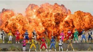 Mira el trailer del episodio especial por el 25 aniversario de los Power Rangers
