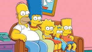 Los Simpson: familia en cuarentena se viraliza al recrear la intro de la serie