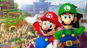 Super Nintendo World será parte del Epic Universe de Orlando