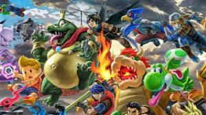Super Smash Bros. Ultimate: el creador de niveles presenta un problema fálico