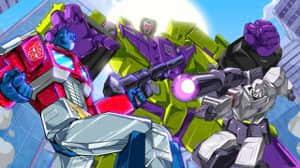 Netflix anuncia un anime precuela de Transfomers
