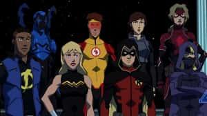Young Justice: Outsiders recibe poster exclusivo de Comic-Con