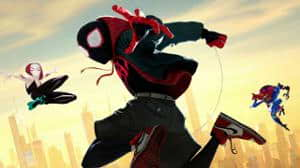 Te presentamos pósters exclusivos de Spider-Man: Into the Spider-Verse