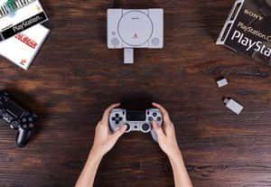 PlayStation Classic: Una compañía se prepara para lanzar adaptadores de controles inalámbricos para la mini-consola