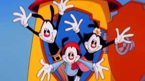Se revela el primer vistazo del reboot de Animaniacs