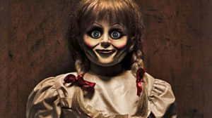 Hablando de Annabelle, estos son otros muñecos poseídos que existen en la vida real