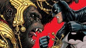 Batman: su nuevo traje hace referencia a un X-Men