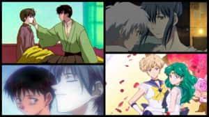9 grandes parejas LGBT del anime