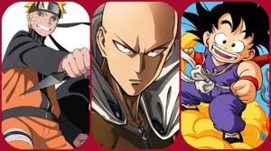 Dragon Ball, One-Punch Man y Naruto son de los mejores shonen según IMDb