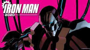 Marvel: Iron Man tiene una nueva apariencia