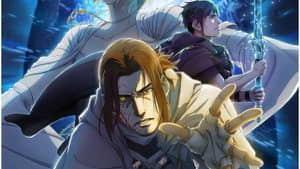 Final Fantasy XV: se libera el arte del prólogo anime de Episodio Ardyn