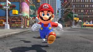 Un nuevo vestuario y filtros llegarán a Super Mario Odyssey